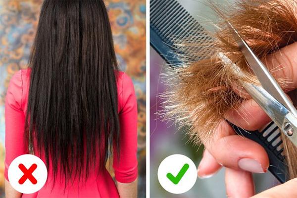 Các thói quen khiến tóc rụng ngày càng nhiều