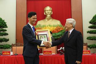 Dấu chân lịch sử của người thợ ở nơi sâu nhất ngành than Việt Nam