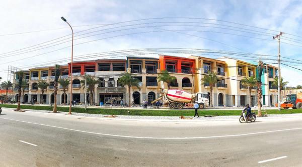 Tăng tốc xây dựng sản phẩm khu biển NovaWorld Phan Thiet