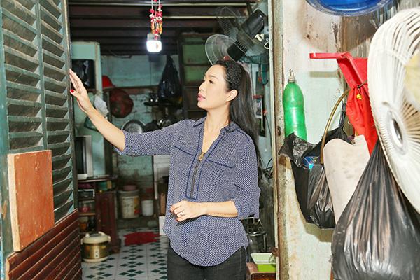 NSƯT Trịnh Kim Chi xây nhà tình thương cho người nghèo đón Tết