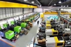 ASG Việt Nam nâng cao năng lực cung cấp linh kiện đúc nhựa