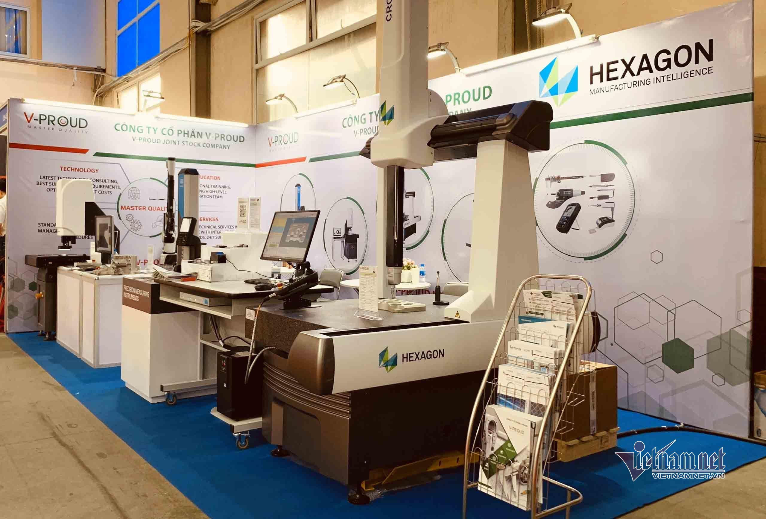 Máy đo tọa độ 3D CMM Croma đảm bảo độ chính xác cao cho chi tiết sản phẩm