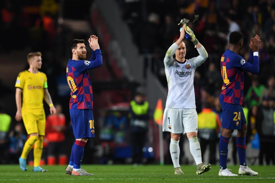 Messi gạch Ter Stegen khỏi The Best, Barca mâu thuẫn lớn