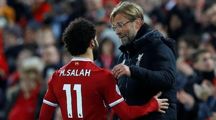HLV Klopp lên tiếng về việc Salah rời Liverpool