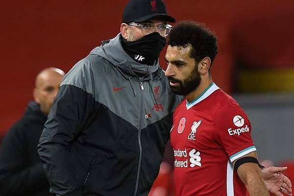 Salah lấp lửng tương lai ở Liverpool, công khai thất vọng Klopp