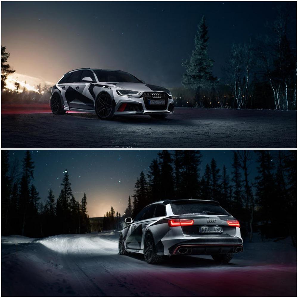 Ngắm loạt phiên bản xe Audi giới hạn từng được sản xuất