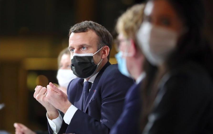 Diễn biến sức khoẻ của Tổng thống Pháp sau khi mắc Covid-19