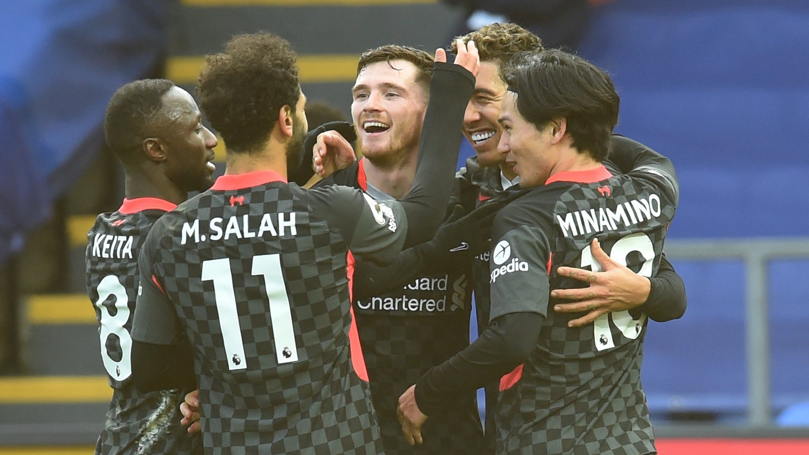 Xem video bàn thắng Crystal Palace 0-7 Liverpool
