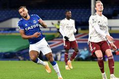 Thua bẽ bàng Everton, Arsenal lún sâu khủng hoảng