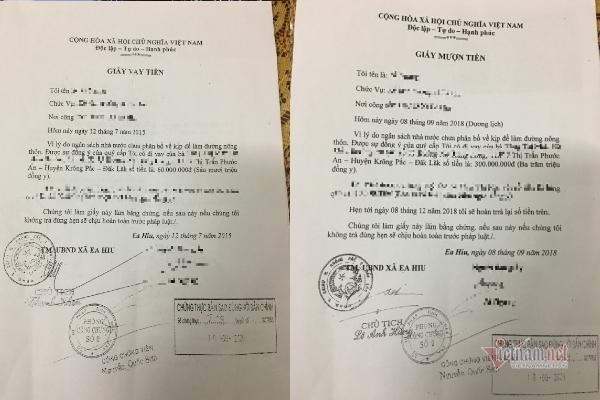 Nữ cán bộ tư pháp bị buộc thôi việc, 'lộ' khoản vay 20 tỷ đồng