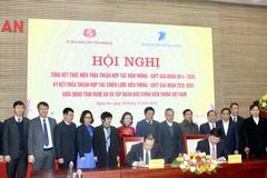 Nghệ An 'bắt tay' VNPT xây dựng chính quyền điện tử