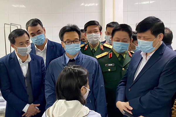 Sức khoẻ 3 người tiêm vắc xin Covid-19 Việt Nam sau 72 giờ