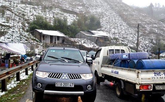 Những mẹo hay cho tài xế chăm xe mùa đông