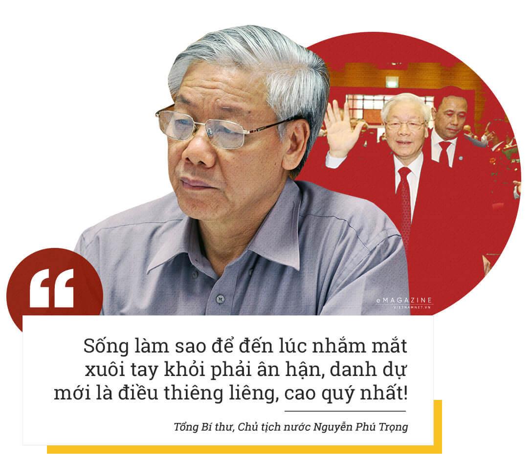 Chống tham nhũng,Ủy viên Bộ Chính trị,Nguyễn Phú Trọng,xử lý cán bộ
