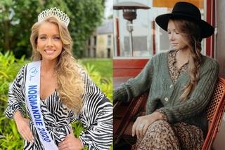Từ cô học trò nhút nhát trở thành tân hoa hậu Pháp