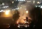 Đại sứ quán Mỹ ở Iraq hứng 'mưa tên lửa'