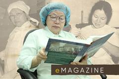 Nữ anh hùng sản xuất vắc-xin trên chiến trường