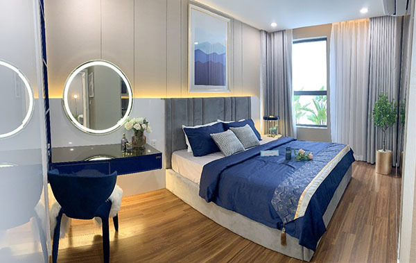 Căn hộ cao cấp 3 phòng ngủ quận 2 ngày càng hút khách
