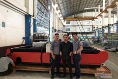 Công ty công nghệ Nam Sơn tiên phong về giải pháp Laser công nghiệp tại Việt Nam