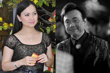 Ca sĩ Hà Phương góp hơn 1 tỷ đồng vào quỹ danh hài Chí Tài