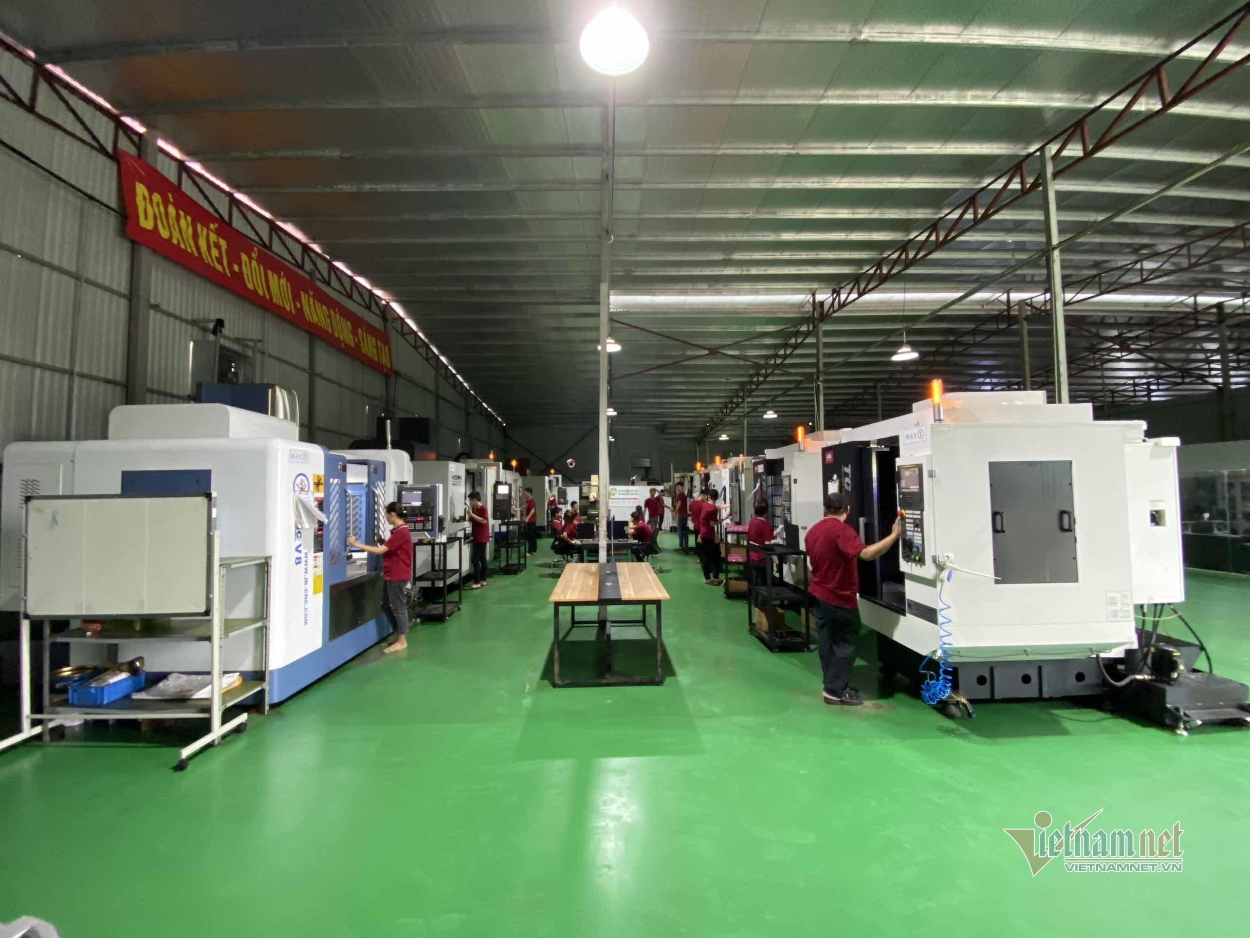 NTD ONE Việt Nam gia nhập chuỗi cung ứng của Samsung