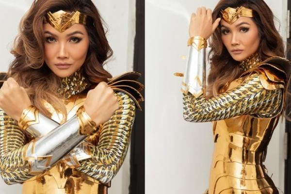 Missosology hails H'hen Nie for Wonder Woman cosplay