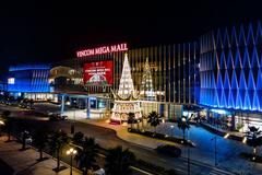 Vincom Mega Mall - điểm đến mới của đại đô thị Vinhomes Ocean Park