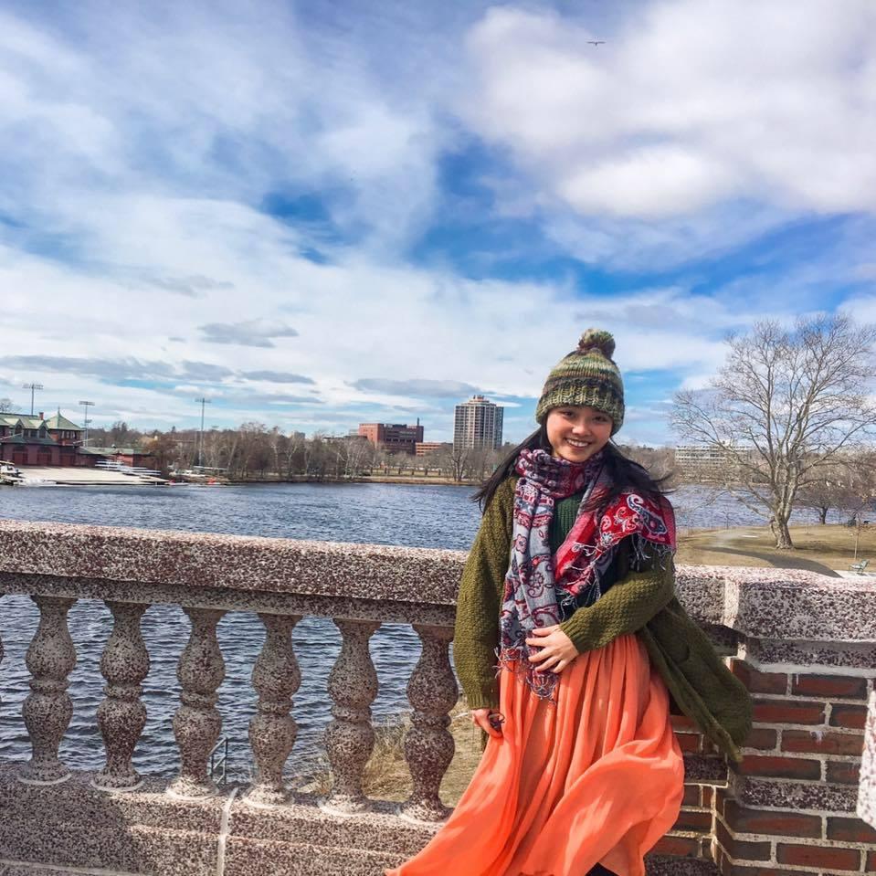 Cô gái Hải Phòng và đường đến đại học danh tiếng nước Mỹ