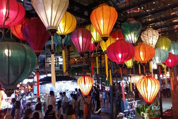 New Year celebrations begin in Da Nang, Hoi An