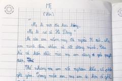 Cậu bé làm văn tả mẹ 'như phù thuỷ' khiến dân mạng cười ngất