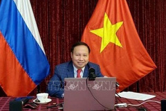 Int'l workshop on Vietnam's role in the contemporary world opens in Moscow