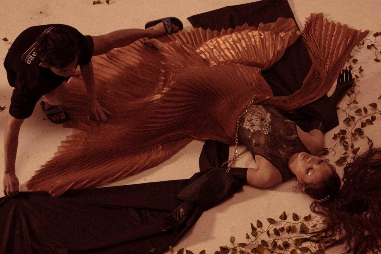 Phương Trinh Jolie trở lại với hình ảnh gợi cảm