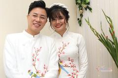 MC Lê Anh: 'Vợ là học trò cũ của tôi'