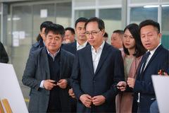 Samsung Việt Nam tiếp tục khởi động dự án Tư vấn cải tiến doanh nghiệp phía Nam