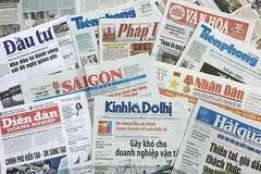 Trách nhiệm lớn nhất của báo chí là kiểm chứng và xác tín thông tin