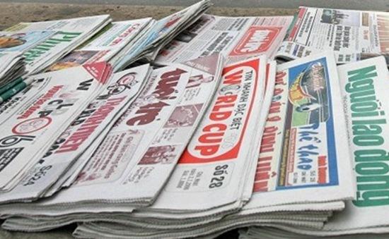 Chấnchỉnh tình trạng xa rời tôn chỉ hoạt động ở một số cơ quan báo chí