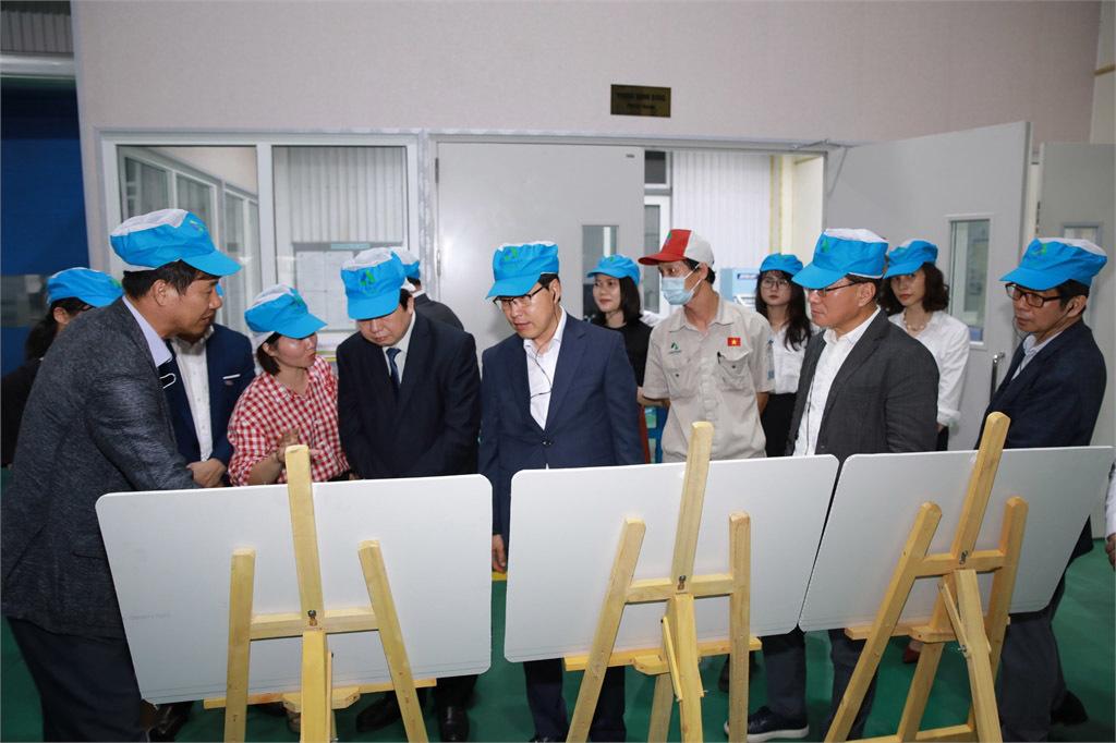 Tổng giám đốc Samsung Việt Nam: DN cần cải tiến không ngừng nghỉ dù đã thành công