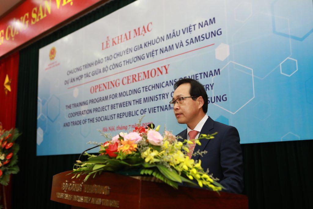 Cấp thiết nâng cao trình độ công nghệ khuôn mẫu cho doanh nghiệp Việt