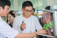 """Ông Kim Dong Hwan: """"Mong DN Việt chinh phục tiêu chuẩn kỹ thuật toàn cầu"""""""