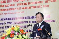 Phó Thủ tướng Trịnh Đình Dũng: CNHT là bánh đà cho nền công nghiệp