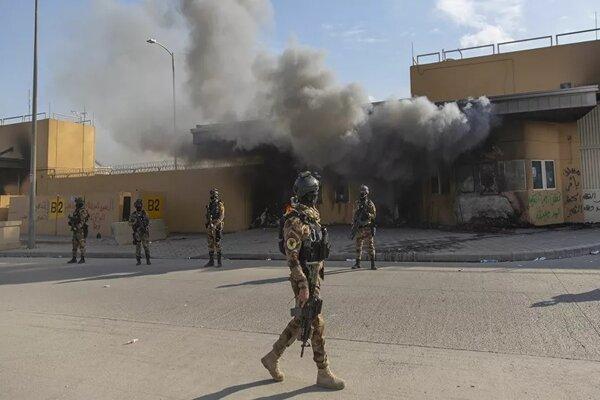 Iran bác cáo buộc dính líu vụ tấn công đại sứ quán Mỹ ở Iraq