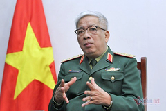 Deputy Minister of Defense reviews VN's defense strategy in the new situation