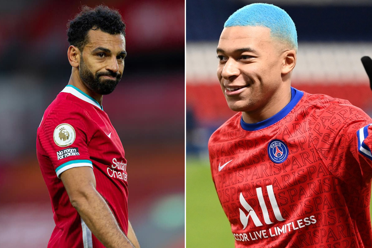 Liverpool bán Salah, gom tiền nổ 'bom tấn' Mbappe