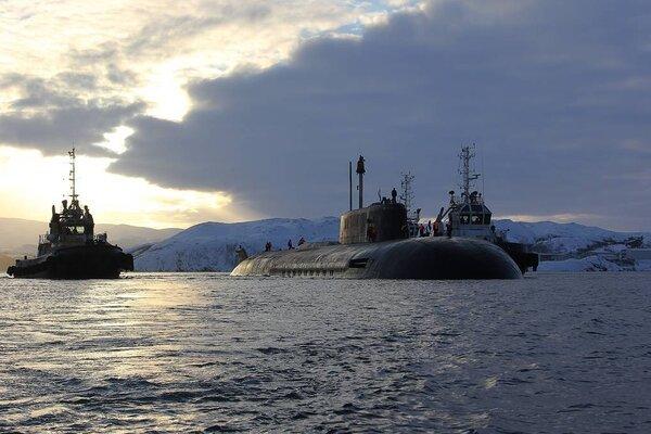 Ông Putin ký sắc lệnh nâng cấp Hạm đội phương Bắc