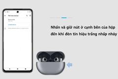 Cách kết nối Huawei Freebuds Pro với các thiết bị Android và iOS
