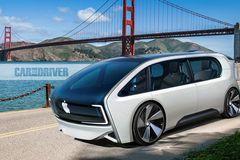 Apple Car tràn ngập công nghệ sẽ có mặt vào năm 2024