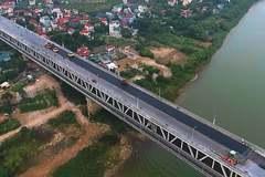 Ngày mai thông xe cầu Thăng Long