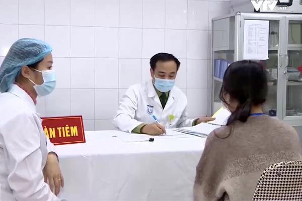 Thêm 17 tình nguyện viên tiêm vắc xin Covid-19 của Việt Nam
