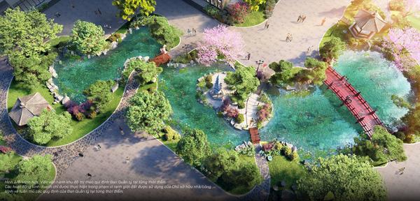 Vinhomes Ocean Park thêm nhiều lợi thế khi nút giao Cổ Linh sắp 'về đích'
