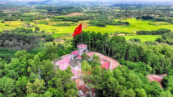 Quang Ninh,Hua Mountain